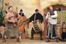 Mittelalterliches Dorffest - Bilder von Dr. Herbert Sauerbier - Hier klicken, um zur Bildergalerie zu gelangen