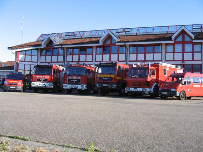 Feuerwehrgeraetehaus