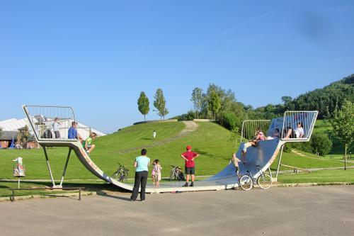 Skater-Anlage