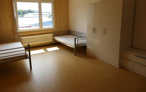 Zimmer in der Unterkunft