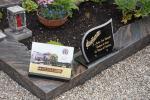 Ehrung der Stadt Saint Pierre de Chandieu für den ehemaligen Bürgermeister und Mitbegründer der deutsch-französichen Partnerschaft zwischen Saint Pierre de Chandieu und Lauchringen Bertold Schmidt
