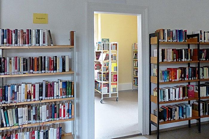 Bild aus der Bücherei