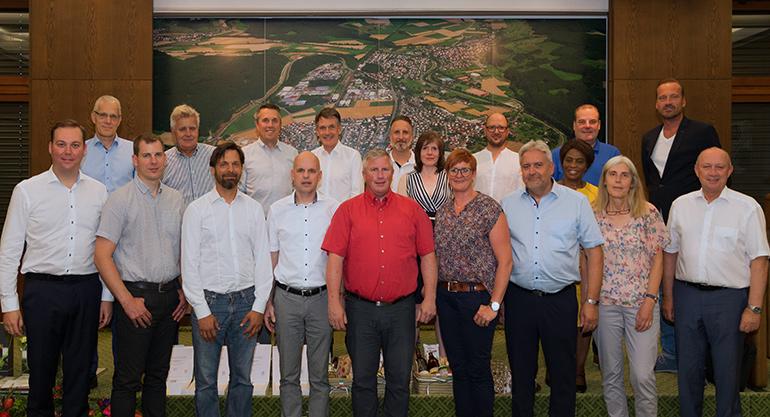 Der Gemeinderat 2019 bis 2024