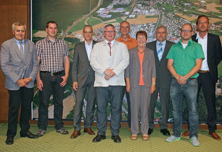 Der Gemeinderat 2014 bis 2019