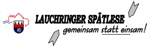 Lauchringer Spätlese - Logo