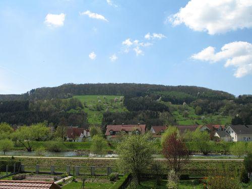 Haus Anticevich - Blick von der Terrasse