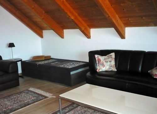 Haus Maier - Wohnzimmer