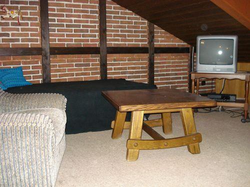 Haus Scheiner - Fernsehecke