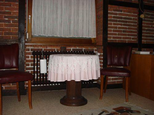Haus Scheiner - Wohnzimmer