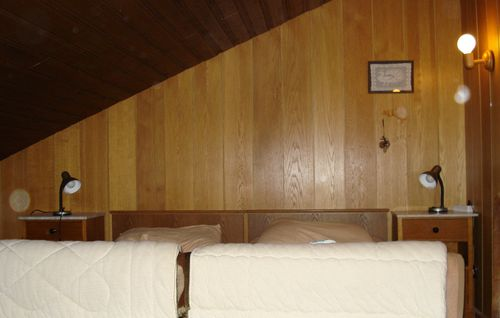 Haus Scheiner - Schlafzimmer