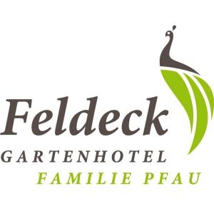 Logo von Gartenhotel Feldeck