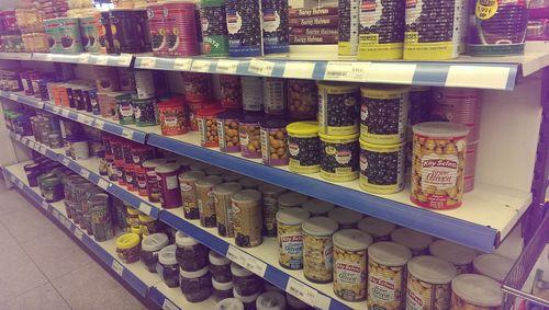 Helal Supermarkt - Olivensortimen