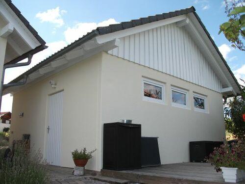 Maler Lang GbR Meisterbetrieb - Projekt Fassadensanierung