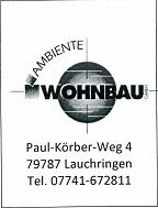 Logo von Ambiente Wohnbau