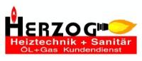 Logo von Herzog Heiztechnik und Sanitär