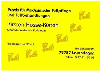 Logo von Hesse-Kuerten Kirsten