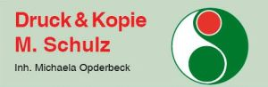 Logo von Druck & Kopie M. Schulz