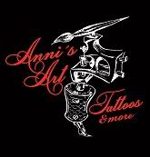 Logo von Annis Art Tattoos and more