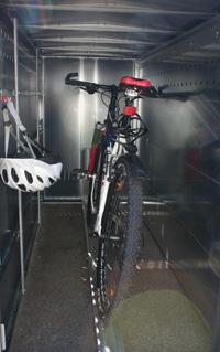 Fahrradboxen
