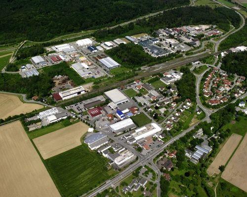 Industrie- und Gewerbegebiet Wiggenberg