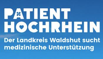 Patient Hochrhein - der Landkreis sucht Ärzte