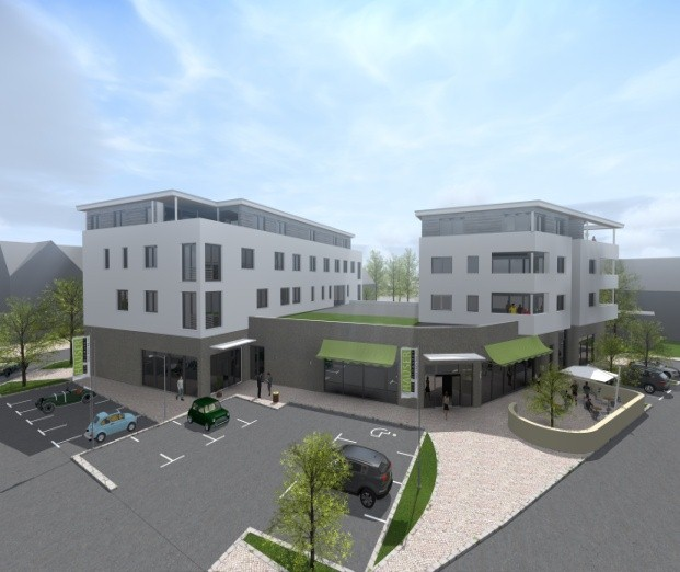 Neues Ärztehaus in Lauchringen