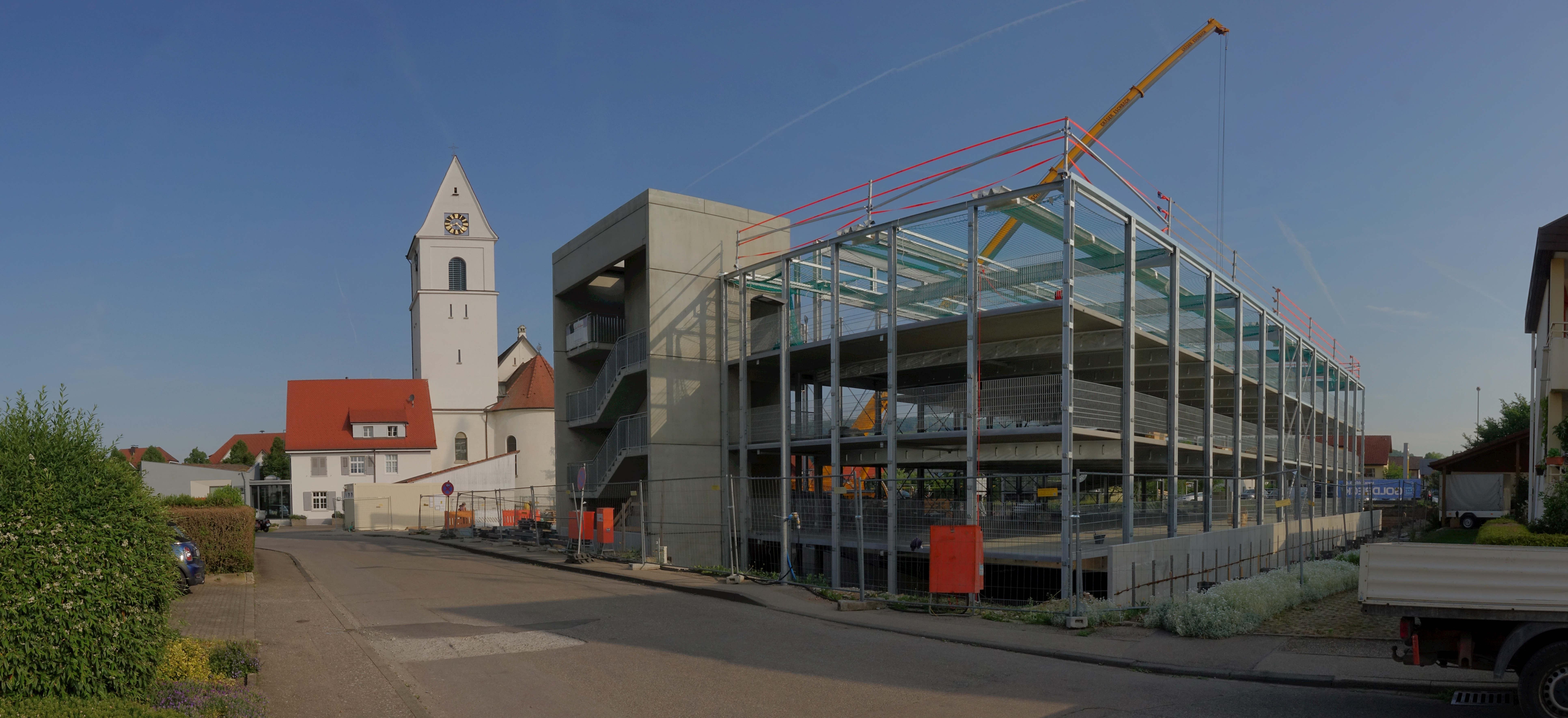 Lauchringer Parkhaus