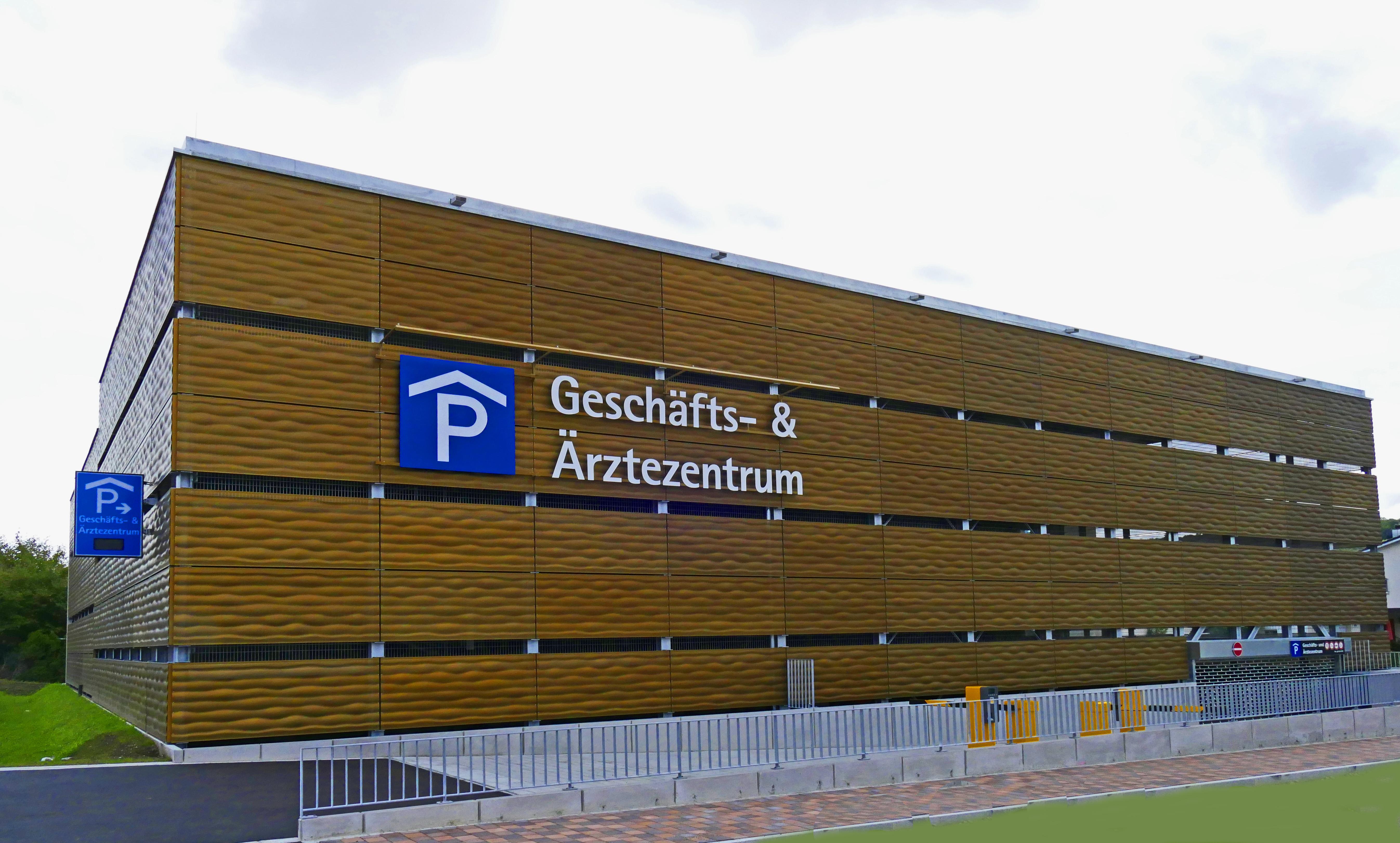 Parkhaus Lauchringen