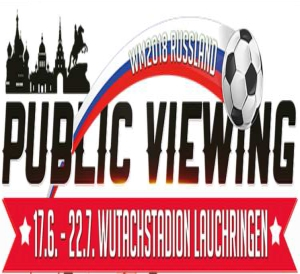 Vorverkauf Public Viewing