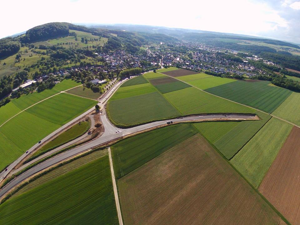 Freie Fahrt in Richtung Klettgau
