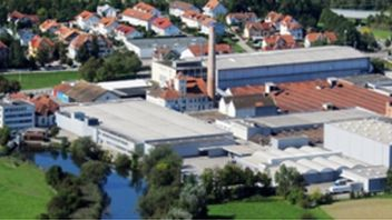 Lauffenmühle Areal