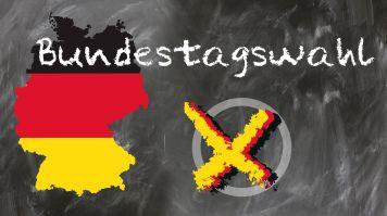 Ergebnis der Bundestagswahl 2021