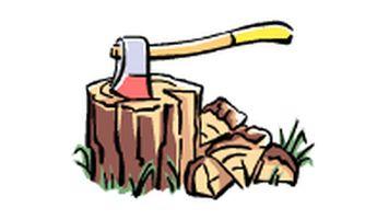 Waldarbeiten im