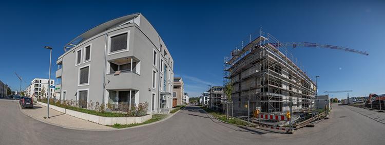 Baufortschritt 2019