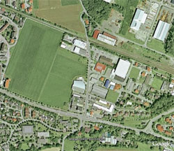 Industrie- und Gewerbegebiet Riedpark