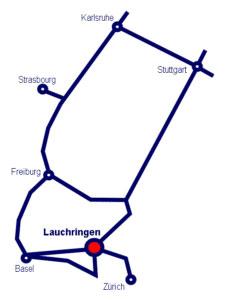 Anfahrtsuebersicht aus Baden-Wuerttemberg