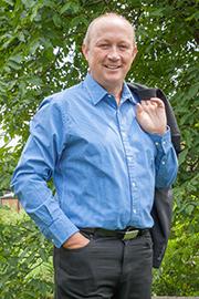 Bürgermeister Thomas Schäuble