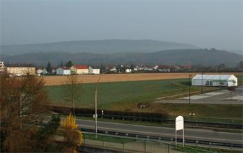 Abbildung des Bebauungsgebietes Riedpark - Aktuelle Fassung